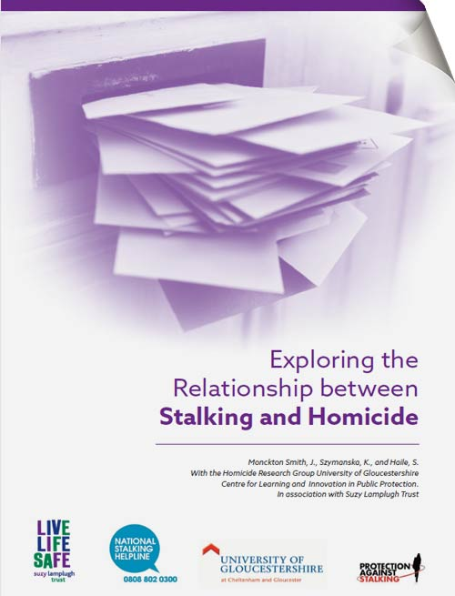 Exploring the Relationship between Stalking and Homicide