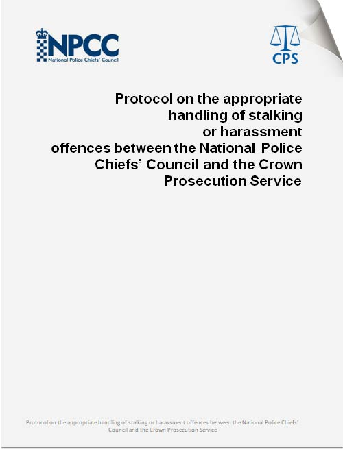 NPCC Stalking and Harassment Protocol 2018 1