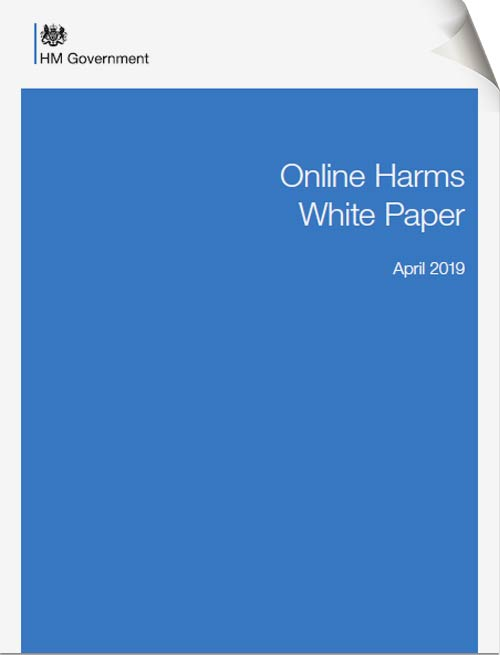 online harms white paper resources page